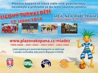 Turnaje v plážovém fotbale – 17.8.2014