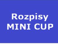 Rozpis na 7. setkání MINI CUP 2017/2018 12.5.