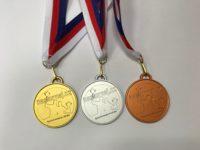 Nové medaile!