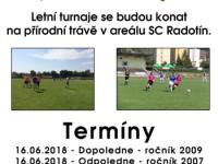 Letní SPORTFOTBAL CUP