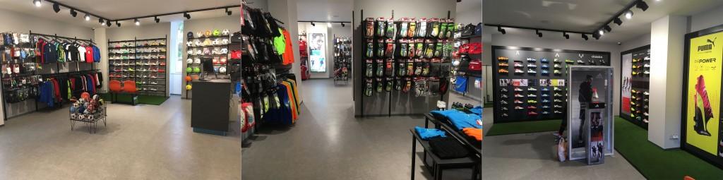 sportfotbal - kamenná prodejna